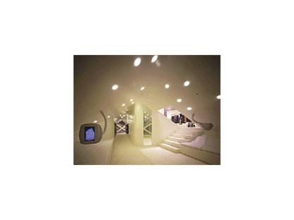 Prada Epicenter in Tokio, <br>Herzog & de Meuron. 2003