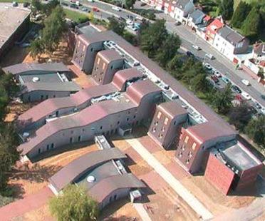 Zentrum für Psychiatrie des Krankenhauses von Arras<br> Architecture-Studio. Frankreich, 2004