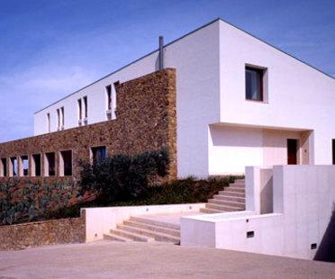 Vincenzo Melluso - Casa Costanza<br> Costa Tirrenica, Sizilien, Italien