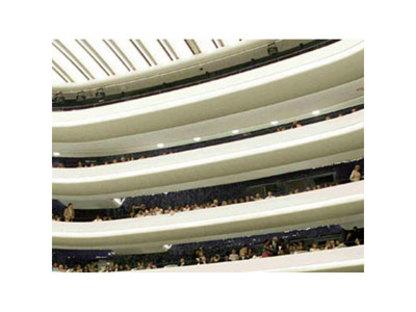 Valencia. Opernhaus<br> Santiago Calatrava. 2005