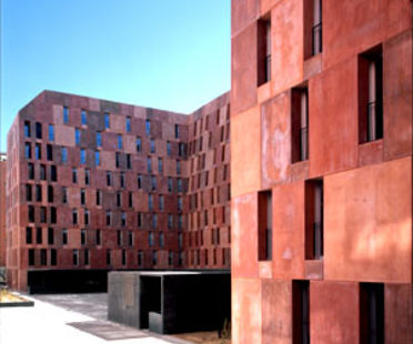 David Chipperfield<br> EMV Gebäude Villaverde, Madrid, 2005