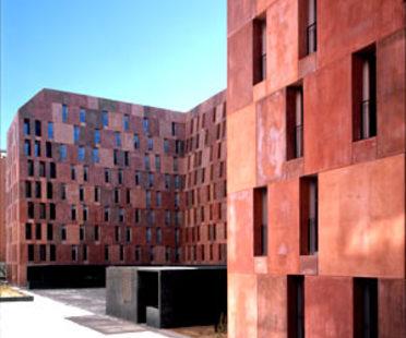 David Chipperfield<br> EMV Gebäude Villaverde, Madrid, 2005
