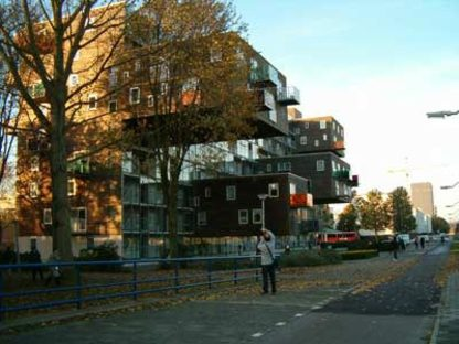 MVRDV, WoZoCo's Apartments for Elderly People, Amsterdam, Niederlande, 1997