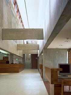 Dunshaughlin Civic Offices<br> Grafton Architects,Irland, 2001
