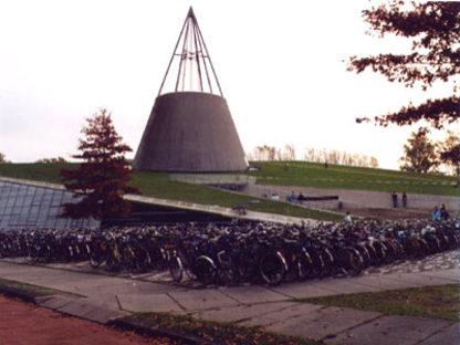 Bibliothek der Delfter Universität für Technologie<br> Mecanoo, 1998