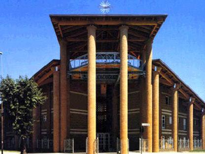Kirche von San Giovanni Battista<br> Gabetti und Isola. Desio (Mi). 1999