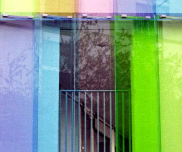 Crèche Lauzin (Kindertagesstätte)<br> Studio Davar Panah-Sarre. Paris. 2005
