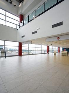 Neues Terminal 2 Nord Prague-Ruzine Airport