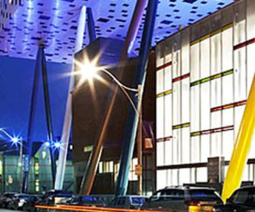 Ontario College of Art & Design, Alsop Architects. <br />Toronto. 2004