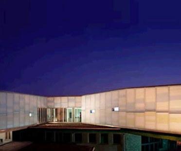 Sitz Ilti Luce, Studio UDA.<br /> Turin, Italien. 2002
