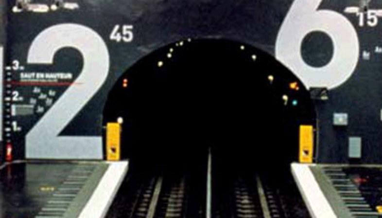 U-Bahnhof Villejuif Léo Lagrange, Mario Cucinella.<br /> Paris, Frankreich. 2000