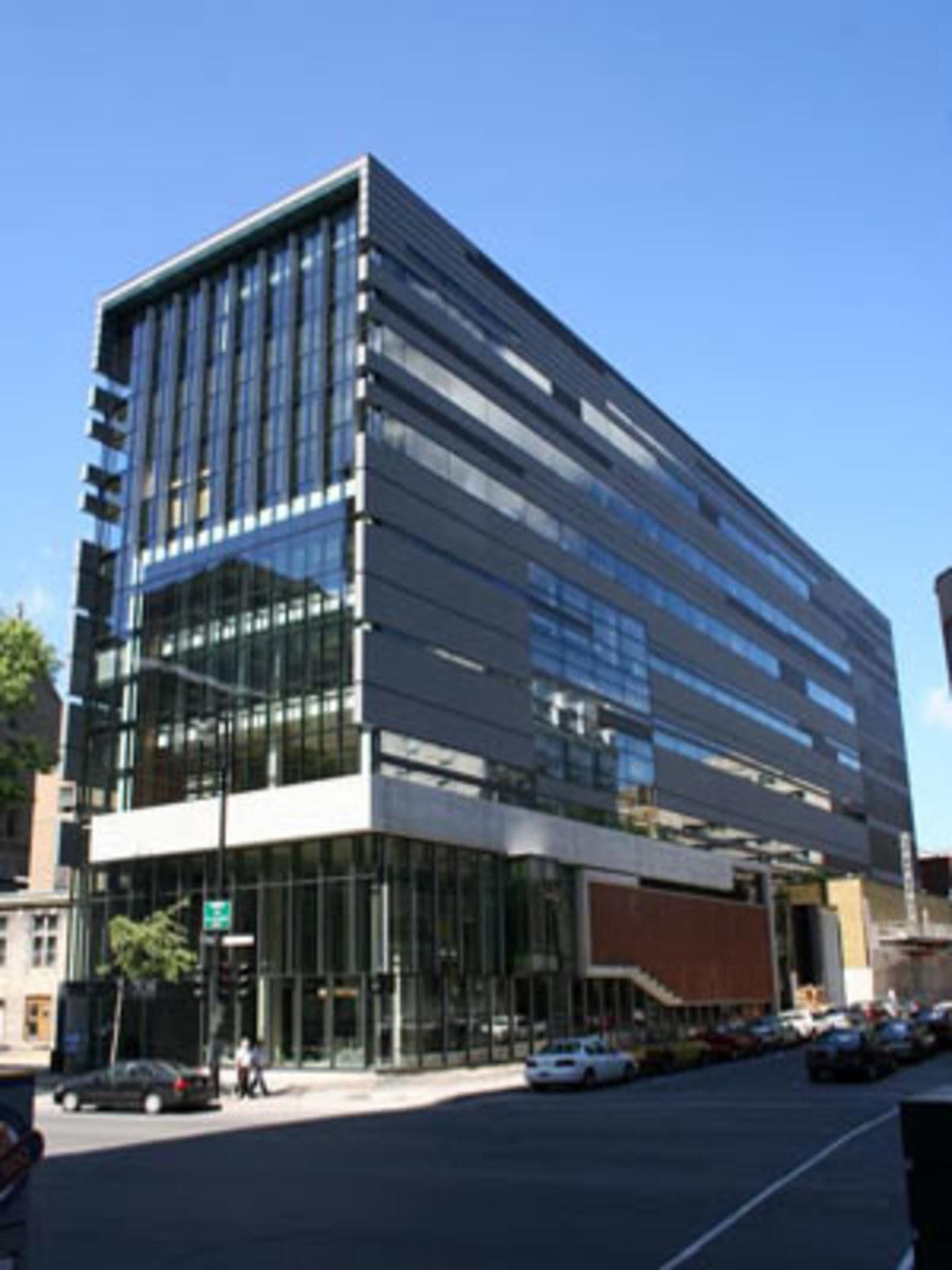 Faculty of Music - McGill University, Saucier + Perrotte und Menkès Shooner Dagenais. Montreal, 2005