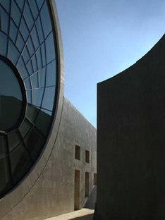 Chiesa del Santo Volto. Sartogo Architetti Associati. Rom. 2006