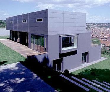 Haus M. Bottega + Ehrhardt Architekten. Stuttgart. 2004