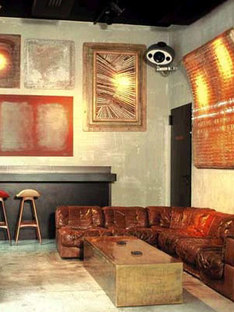 Hotel Straf. Vincenzo De Cotiis. Mailand. 2006