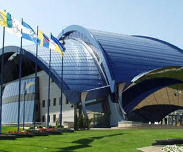 Sportanlage Yuzhny, Yuri Seryogin. Odessa (Ukraine).