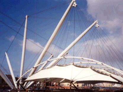 Il Bigo, Renzo Piano. Genua. 1992