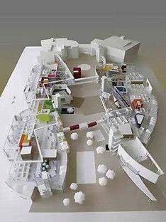 Google Headquarters, Clive Wilkinson Architects. Mountain View, Kalifornien. 2005