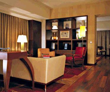 Park Hyatt Hotel, Zürich. Meili Peter Architekten AG. 2004