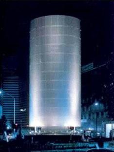 Turm der Winde. Yokohama. Toyo Ito. 1986