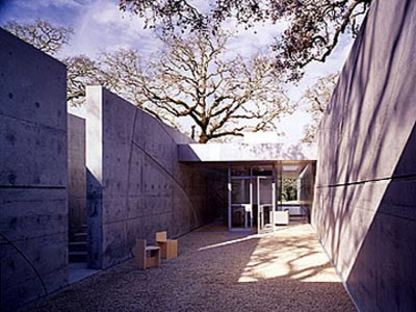 Visiting Artists House - Jim Jennings Architecture<br /> Geyserville, Kalifornien, 2003