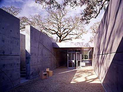 Visiting Artists House - Jim Jennings Architecture<br /> Geyserville, Kalifornien, 2003