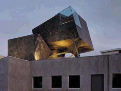 The Box. Culver City (Kalifornien). Eric Owen Moss. 1994