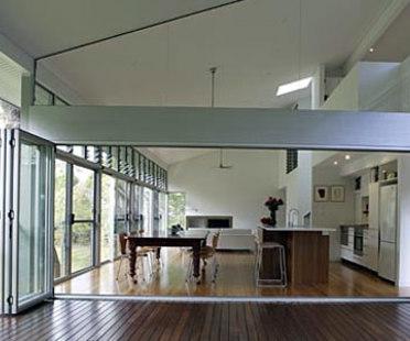 Gully House. Yeronga (Australien). Bligh Voller Nield. 2005