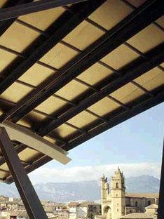Frank. O. Gehry. Hotel Marques de Riscal. Elciego (Spanien). 2006