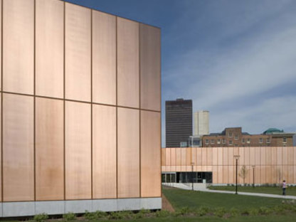 Public Library. David Chipperfield. Des Moines (USA). 2006