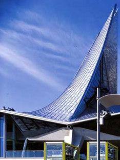 Justizpalast. Antwerpen. Richard Rogers. 2006