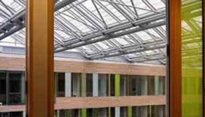 Umweltbundesamt. Dessau. Sauerbruch und Hutton. 2005