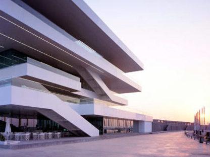 Veles e Vents. Valencia. David Chipperfield und b720 Arquitectos. 2006