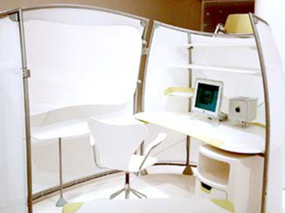 A3 open office, Asymptote Architecture.