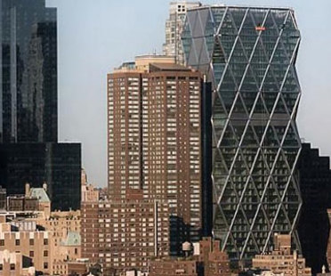 Hearst Tower. New York. Sir Norman Foster. 2006