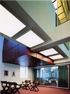 Casa Italiana, Columbia University, New York<br />Italo Rota