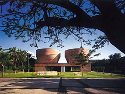 Synagoge und Zentrum des hebräischen Erbes Cymbalista, Mario Botta