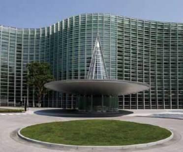 National Art Center. Tokio. Kisho Kurokawa. 2007