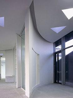 Maggie's Centre. Fife (Schottland). Zaha Hadid. 2006