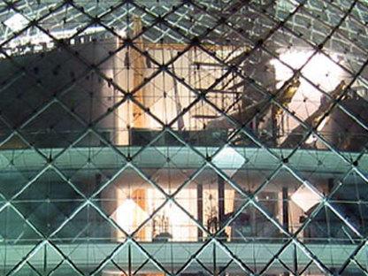 Paul Andreu. Meeresmuseum von Osaka. 2001