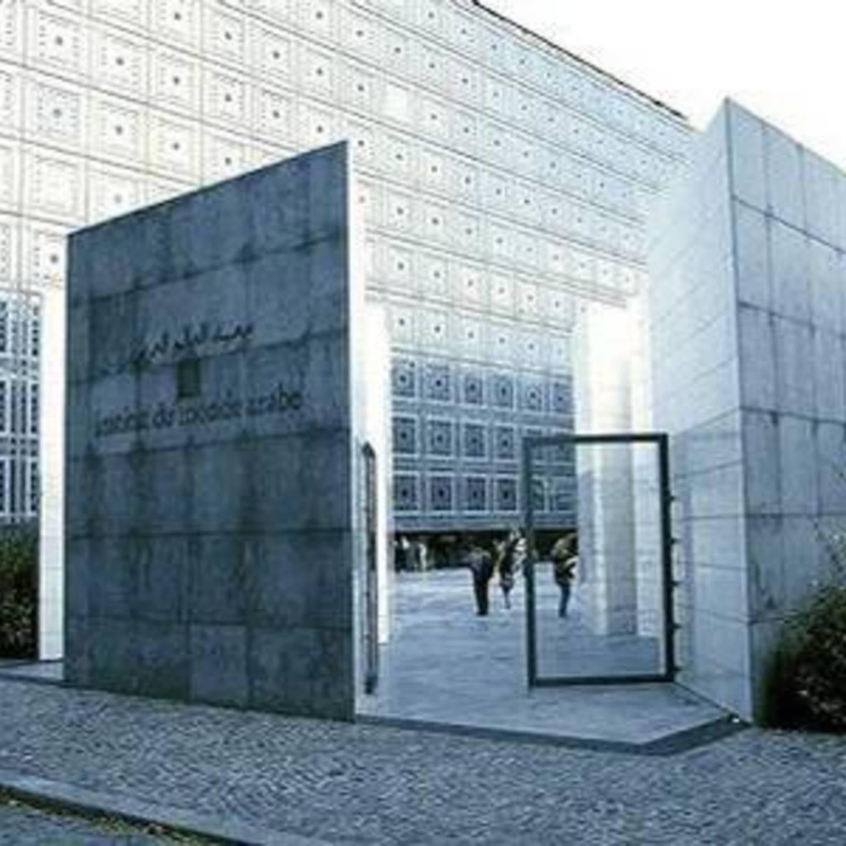 Jean Nouvel L Institut Du Monde Arabe In Paris Floornature