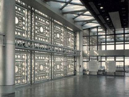 Jean Nouvel, L'Institut du Monde Arabe in Paris