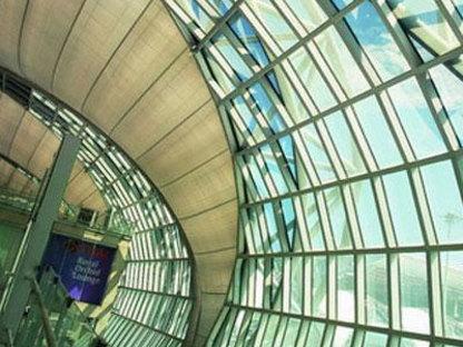 Internationaler Flughafen Suvarnabhumi. Bangkok. Murphy/Jahn. 2006