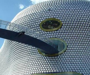 Kaufhaus Selfridges. Future Systems. Birmingham. 2003