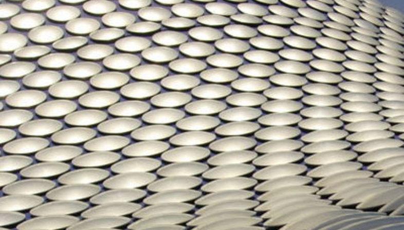 Kaufhaus Selfridges. Future Systems. Birmingham. 2003