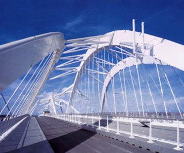 Ijburg Bridge. Amsterdam. Nicholas Grimshaw & Partners. 2001