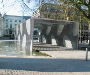 Pavillon von Bruges - Toyo Ito. Bruges, 2002