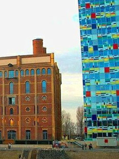 Colorium. Düsseldorf. William Alsop. 2000