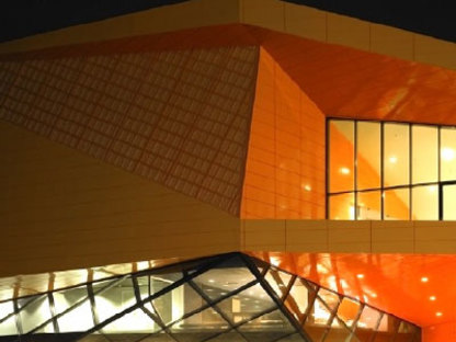 Theater Agora. Lelystad (Niederlande). UNStudio. 2007