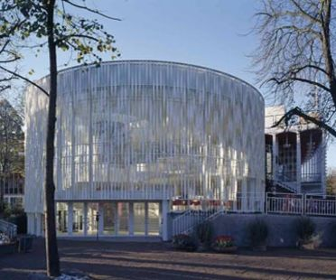 Tivoli Concert Hall - 3XN. Copenhagen, 2006